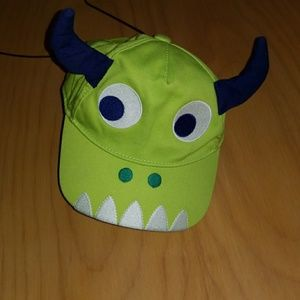 Gymboree Monster Hat 6-12 Months Resizable